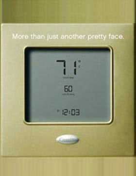 Carrier's Edge Thermostats