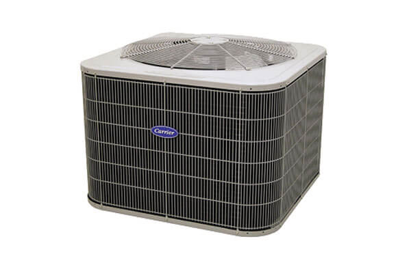 Carrier Comfort AC Installation