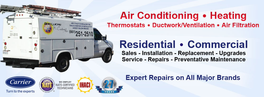 Residential, Commercial HVAC Repair