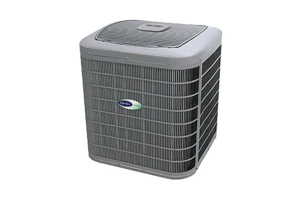 Carrier Central AC Installation