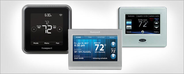 Digital/Programmable Thermostats